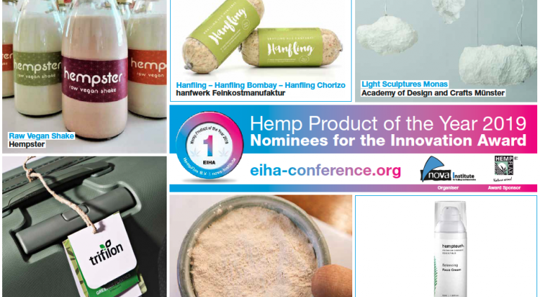 Trolley, Vegan Chorizo, Or A Sculpture? Meet The Hemp Products Of The Year